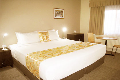 Comfort King at Country Lodge Motor Inn